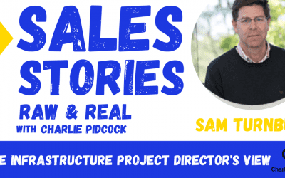 Sam Turnbull – The Infrastructure Project: Directors View   Season 1 Episode 01