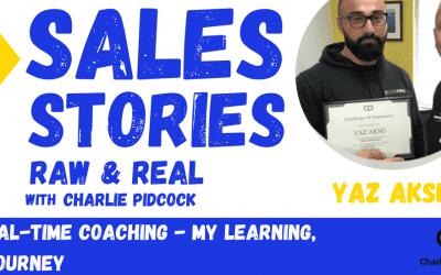 Yaz Aksu – Real-time Coaching: My Learning, My Journey   Season 1 Episode 02