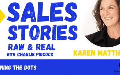 Karen Matthews – Joining the Dots   Season 1 Episode 05