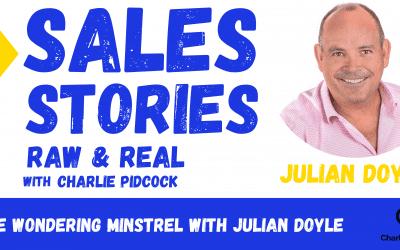The Wondering Minstrel with Julian Doyle   Season 2 Episode 04